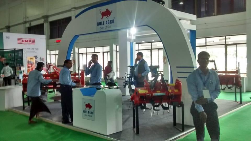 Stall at Agri Intex 2016 - CODISSIA